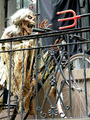 Halloween Hell on Wheels