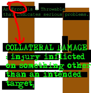 error{collateral damage]