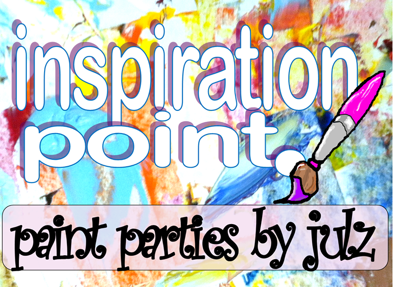 Inspiration Point paint parties by Julz