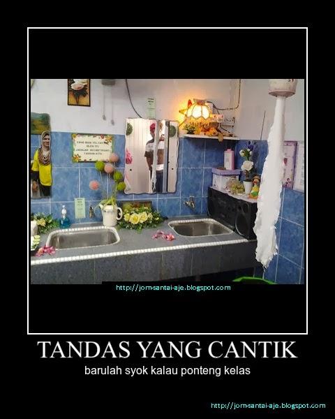 TANDAS YANG CANTIK