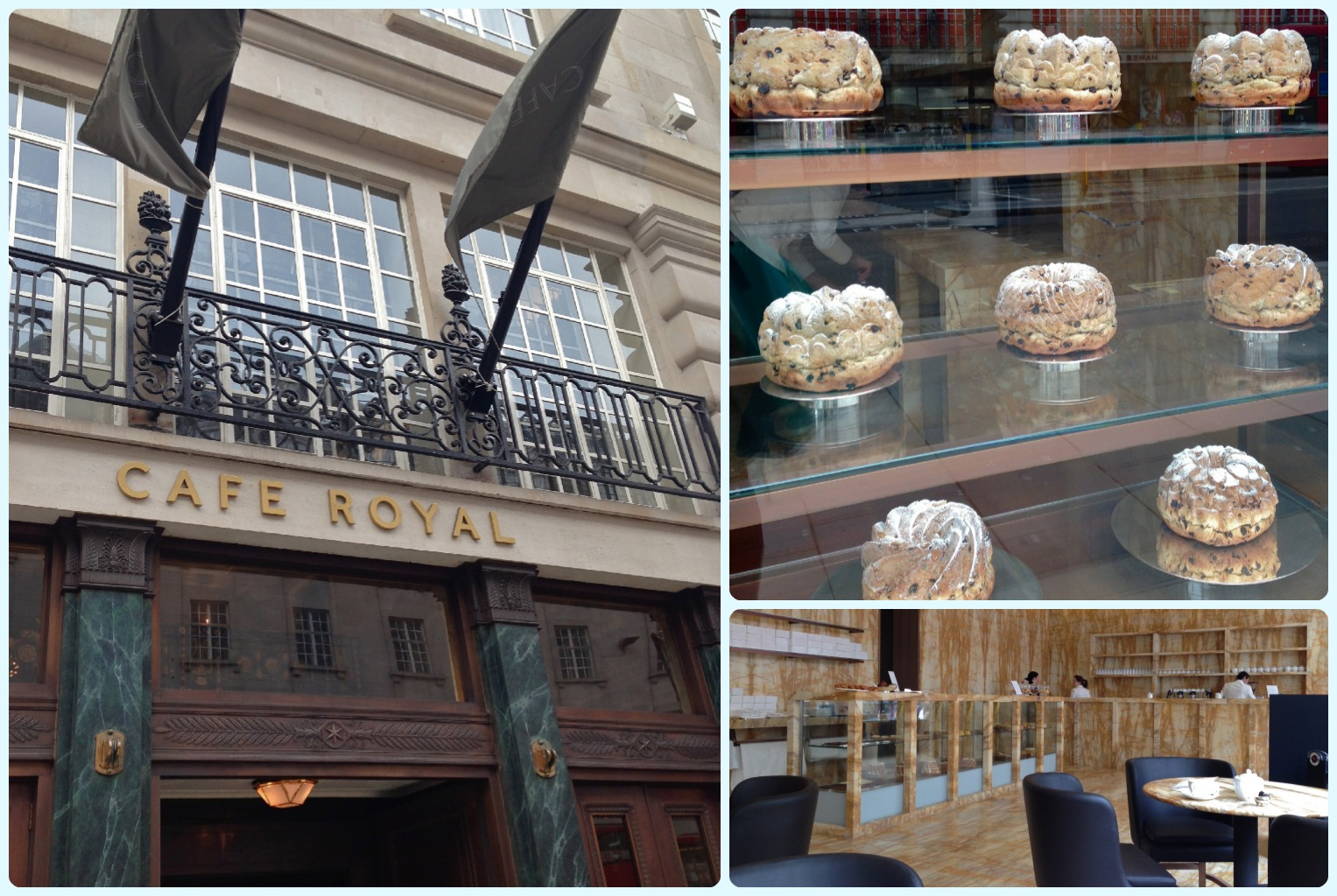 Dishoom covent garden london dollybakes - The Cafe At Cafe Royal London