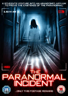 Ver online: Paranormal Incident (2011)