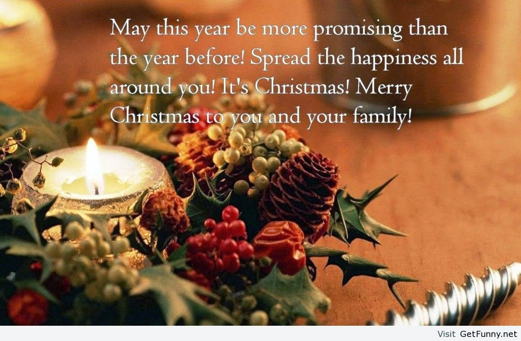best all in one quotes merry christmas to you and your family