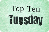 Top Ten Tuesday – sommarläsning