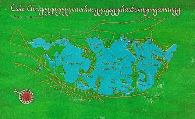 lago nombre mas largo