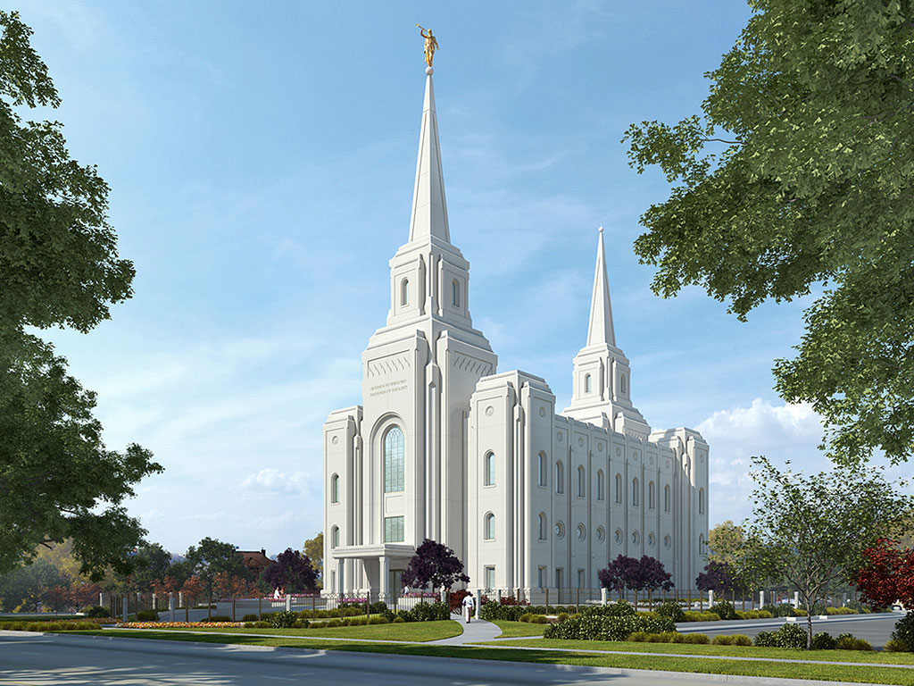 Mormon Moms: BEAUTIFUL LDS Temples