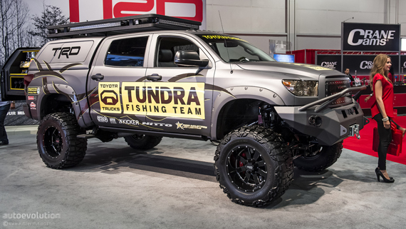 TOYOTA-TUNDRA-SUV – ULTIMATE FISHING EDITION | BY BRITT MYERS & CS MOTORSPORTS