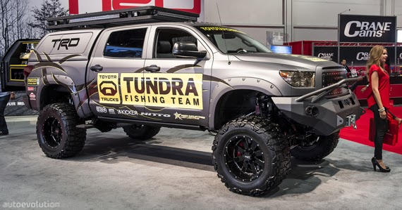 Toyota Tundra Ultimate Fishing Edition Auto Car