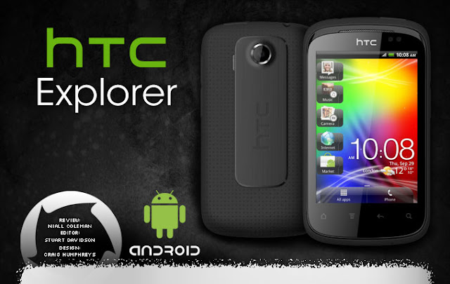 Gambar foto wallpaper hp HTC Explorer