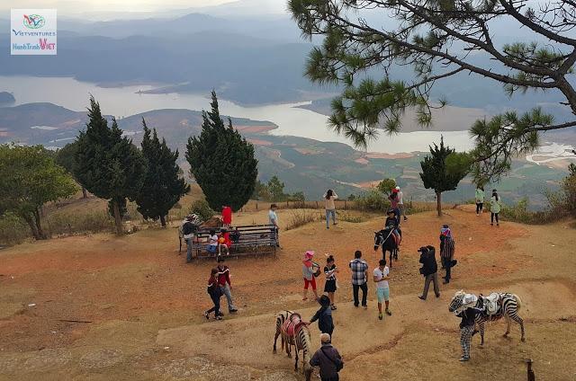 Visite du plateau Lang Biang à Dalat