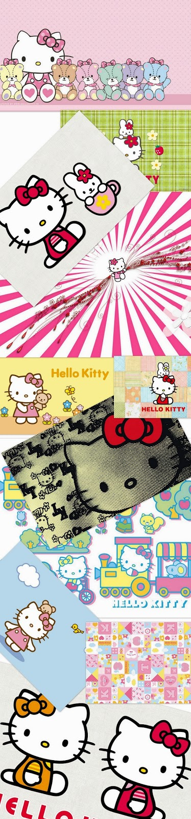 Hello Kitty 2 Theme For Windows 7 And 8 8.1