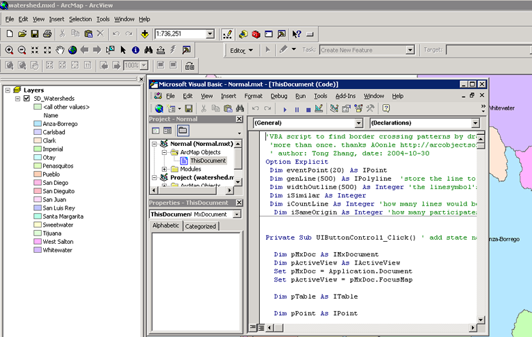 GeoTools, the java GIS toolkit
