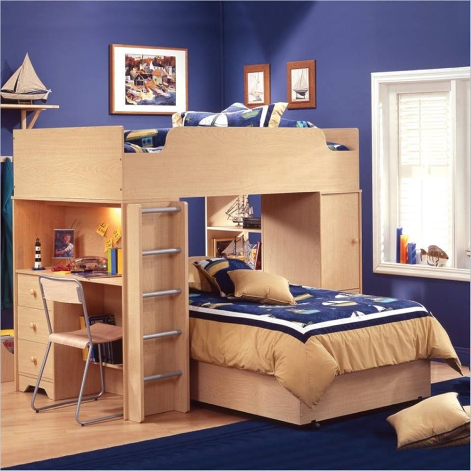 10 jolis mod les de 2 ou 4 lits superpos s pour enfants et adultes. Black Bedroom Furniture Sets. Home Design Ideas