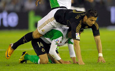 Racing Santander 0 - 0 Real Madrid (2)