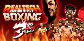 Iron Fist Boxing v4.0 APK New Version