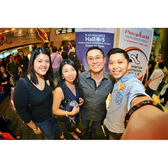 Meet familiar faces and friends @ Media Prima TV Screenings 2014 Event