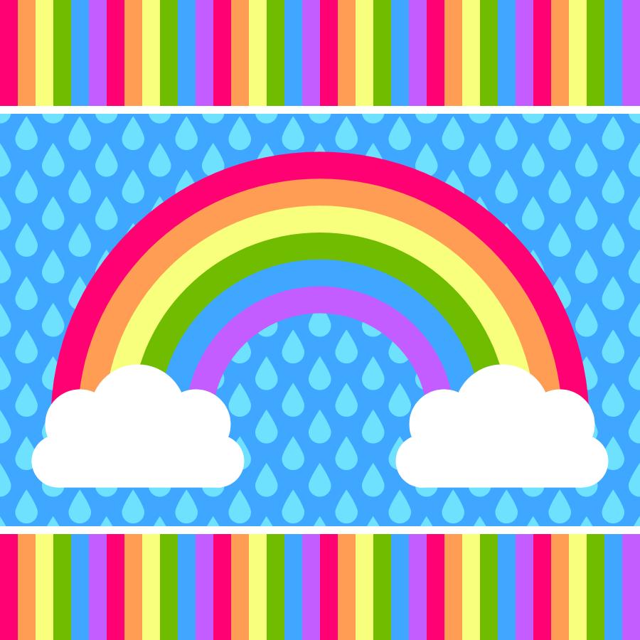 Ridiculous image pertaining to rainbow printable