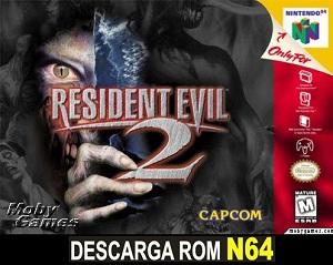 Resident Evil 2 64 ROMs Nintendo64