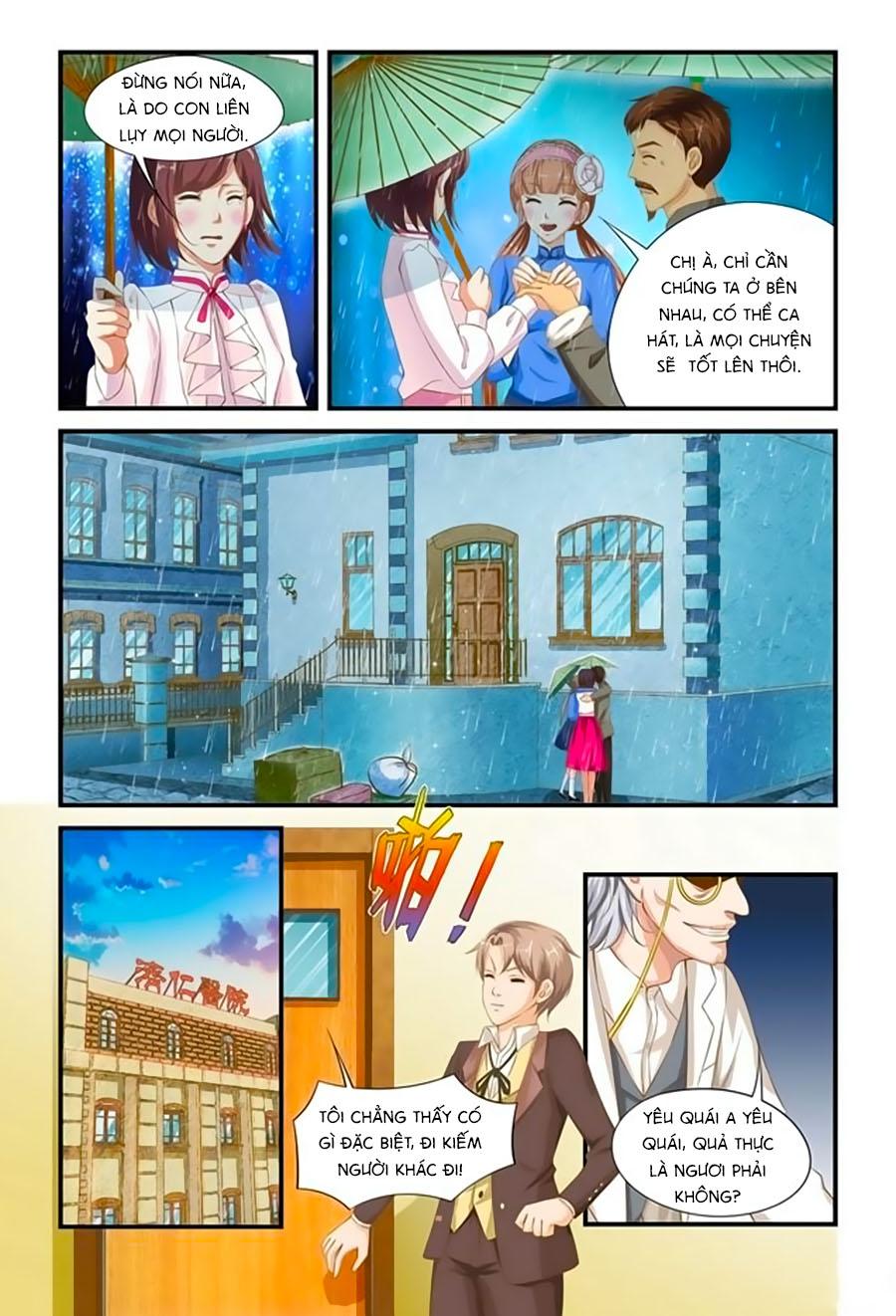 Bán Yêu Khuynh Thành Chap 3 - Next Chap 4