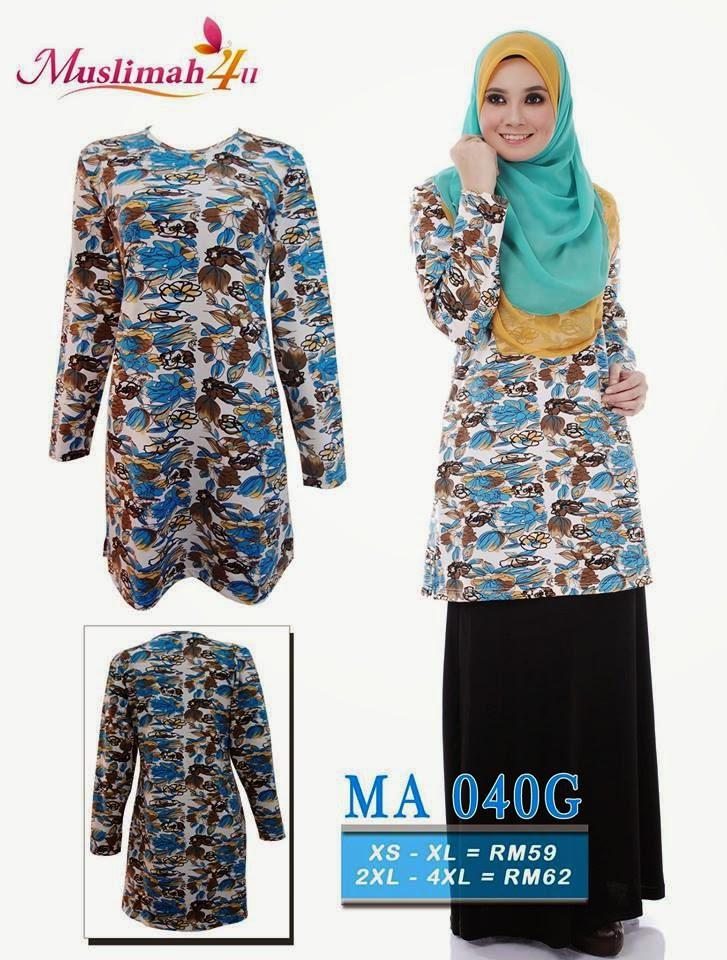 T-shirt-Muslimah4u-MA040G
