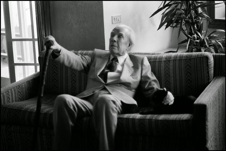 Borges todo el a o jorge luis borges del infierno y del for Borges el jardin