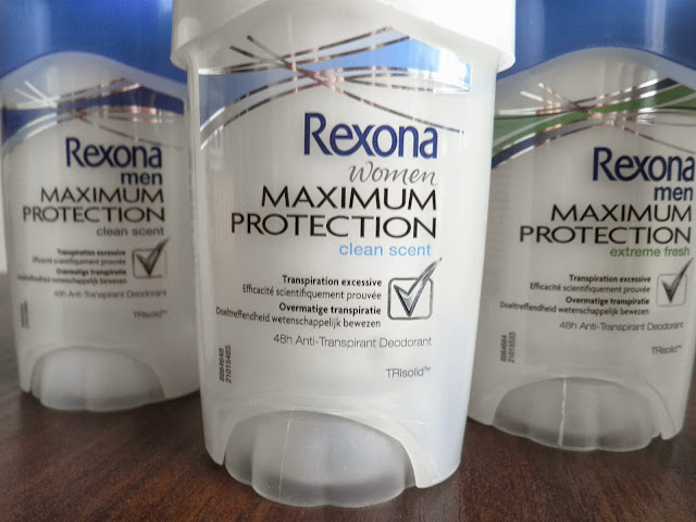 Rexona Maximum Protection + Giveaway