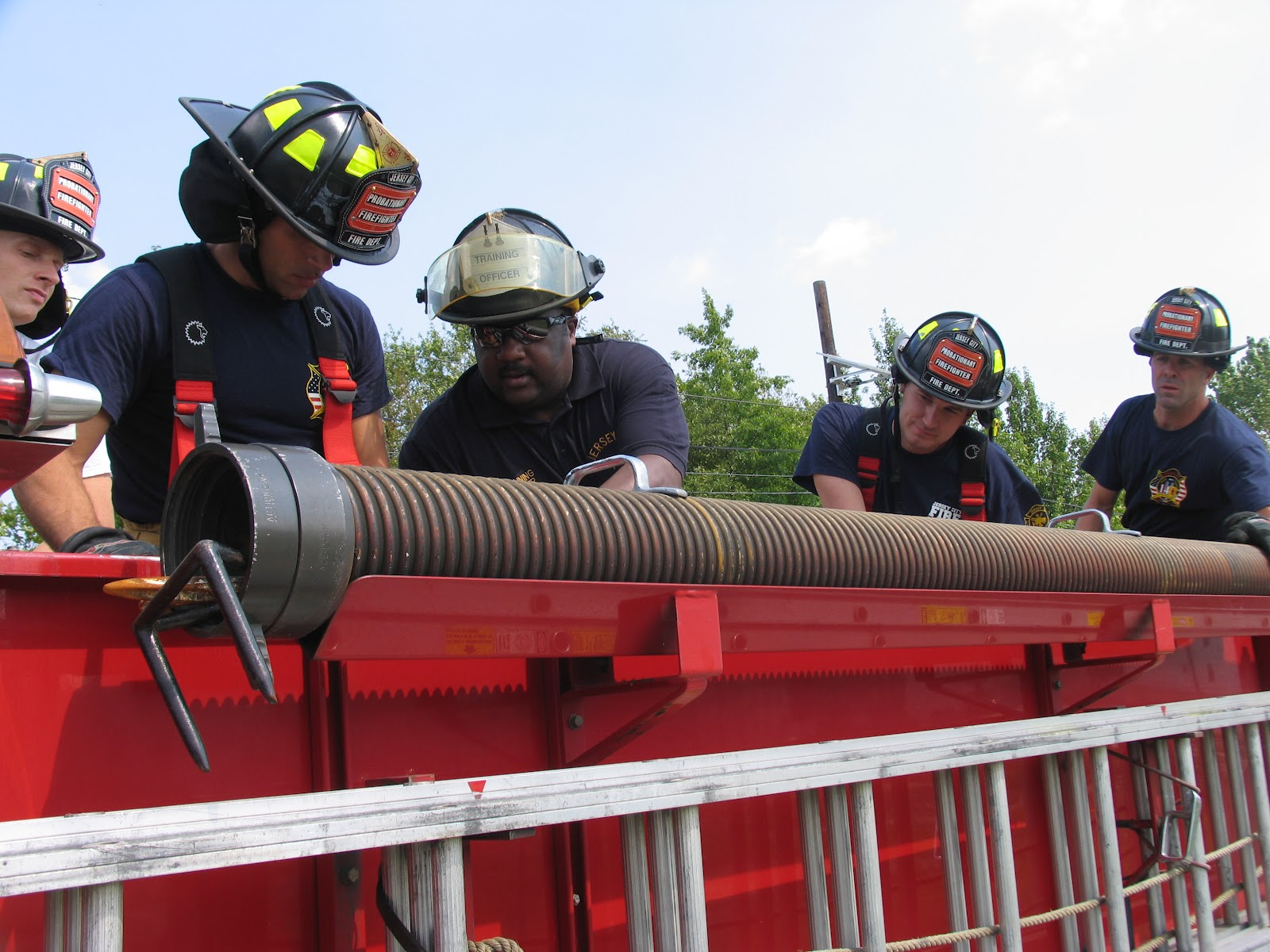 fire officer 4 On may 8, 2015 at waterville fire – rescue twenty-one (21) fire officers from around the state graduated from the first pro-board certified fire officer 3 & 4.