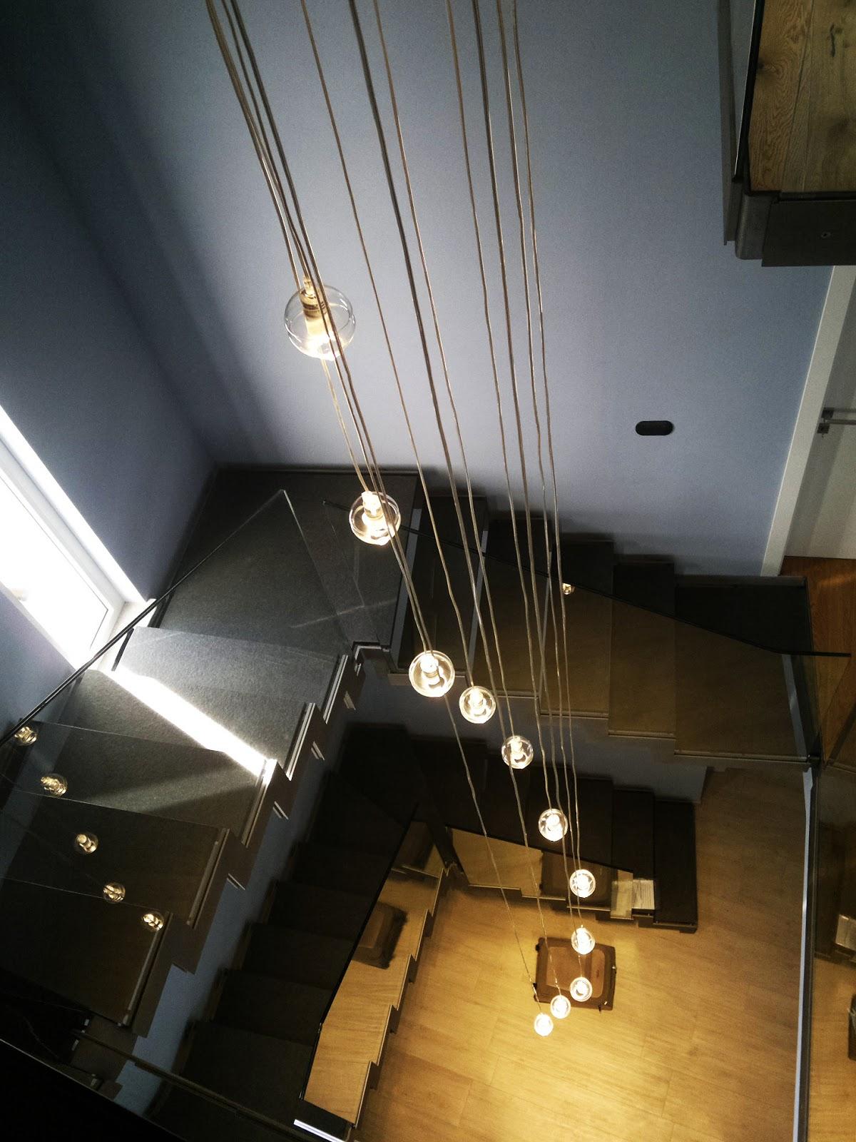 Illuminazione Led casa: Roddi - Illuminazione Led nuova residenziale
