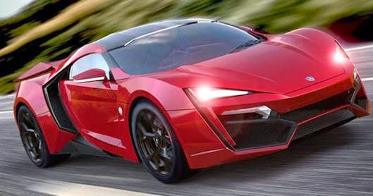 The Car Intro W Motors Lykan Hypersport