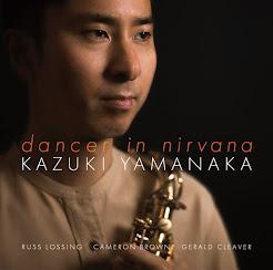 "Kazuki Yamanaka 2nd Album ""Dancer in Nirvana"""