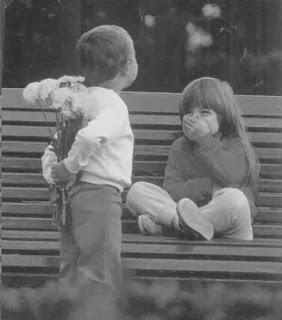 amor criança