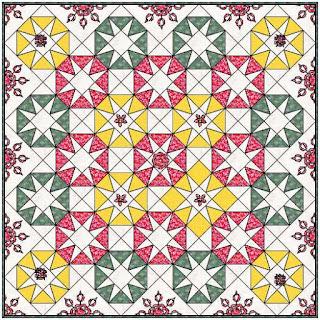 Snel driehoekjes naaien