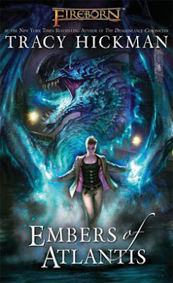 Embers of Atlantis by Tracy Hickman