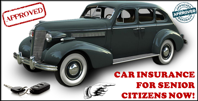 Senior citizen car insurance low premium rate