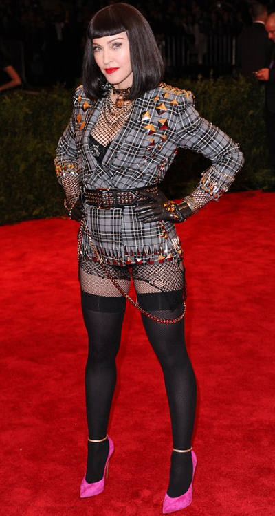 Met Gala 2013: BEST IN PUNK