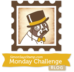 Simon Says Stamp Monday Challenge Blog