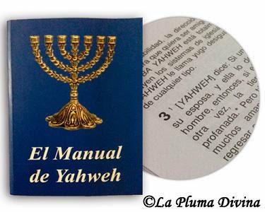El Manual de Yahweh - La AUTENTICA Biblia Kadosh Completa de Estudio SIN ADULTERAR