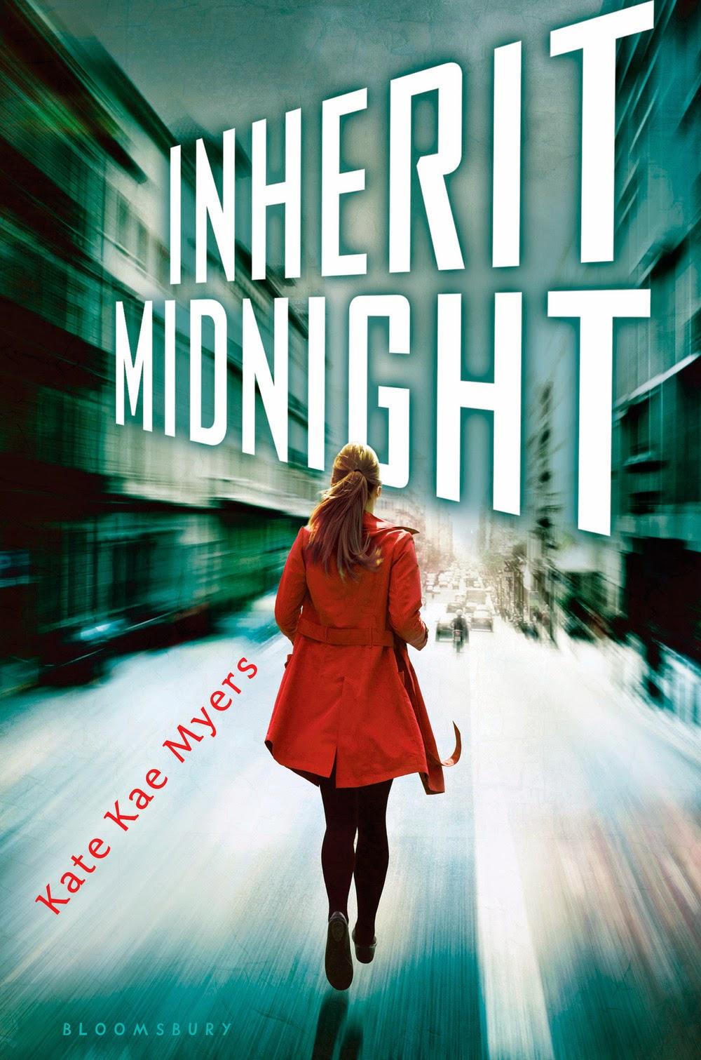 Inherit Midnight by Kate Kae Myers