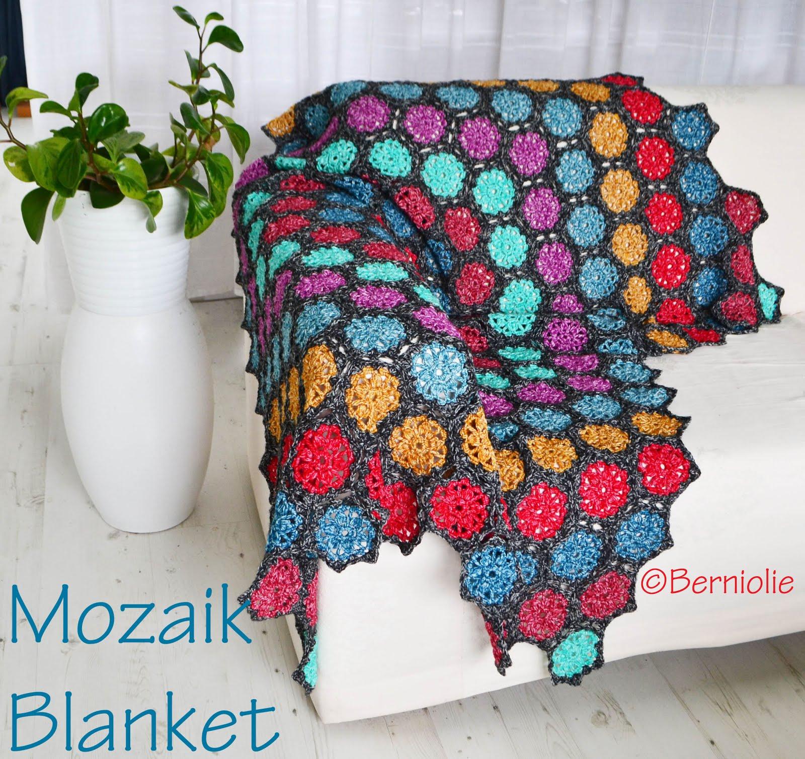 Mozaik Blanket