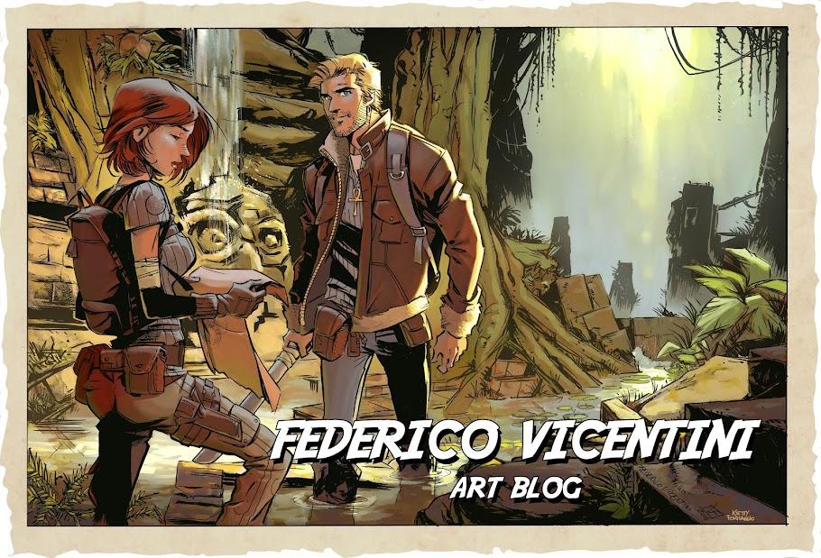Federico Vicentini ARTBLOG