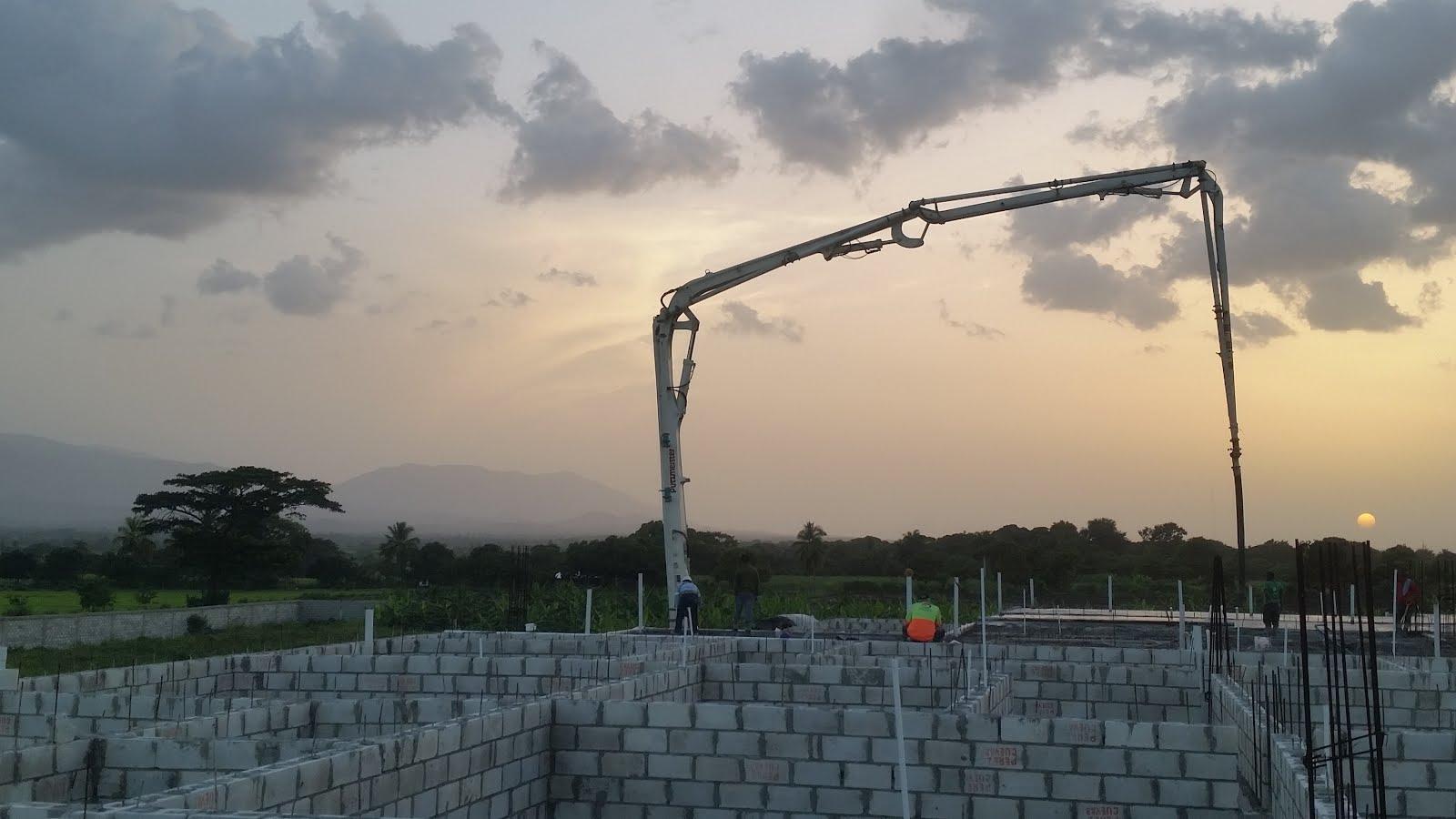 july concrete