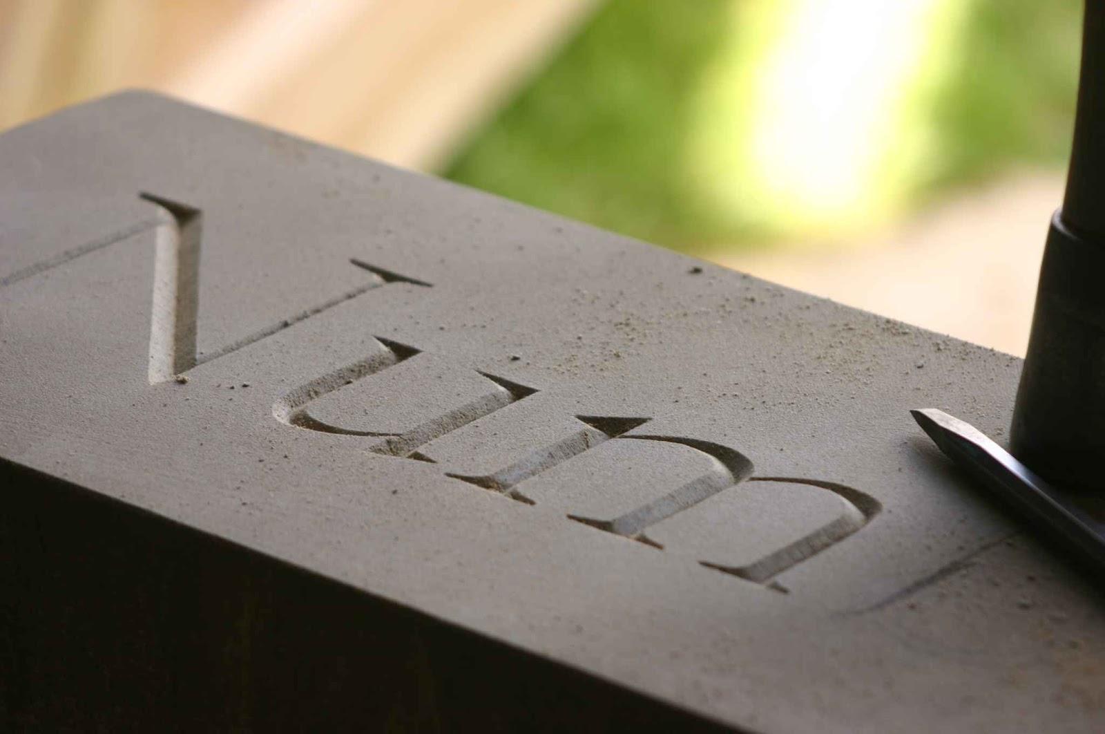 Jennifer tetlow stone sculpture journal carving