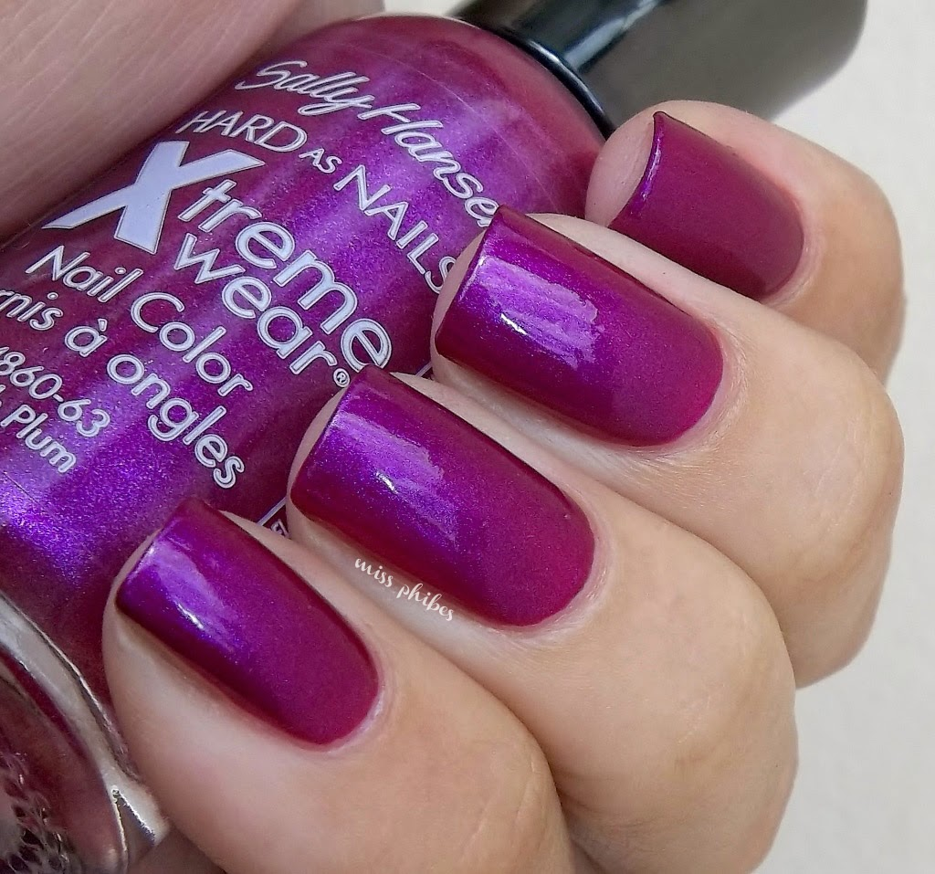 Sally Hansen - Posh Plum