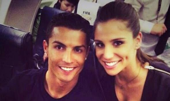 Lucia Villalon girlfriend of Cristiano Ronaldo