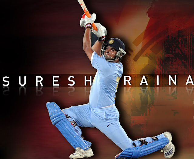 Suresh Raina Wallpapers