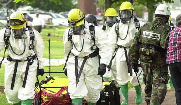 Εχει προγραμματιστεί χημική ή βιολογική επίθεση στην Αμερική,από την ελίτ.
