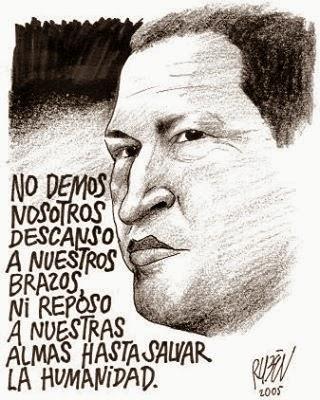CHAVEZ VIVE!!!...