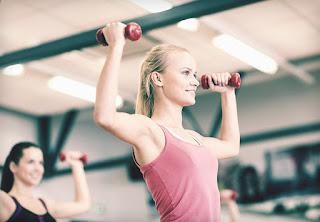 Rutina de entrenamiento para hombros