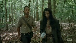 The Walking Dead - Capitulo 01 - Temporada 4 - Español Latino - Online - 4x01