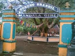 Gua Srandil Cilacap
